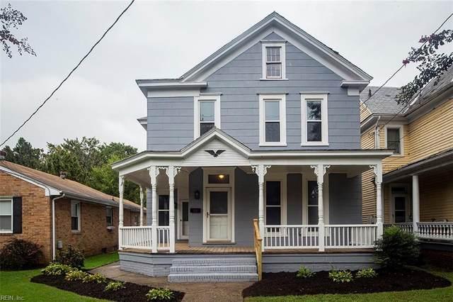 135 Maryland Ave, Portsmouth, VA 23707 (#10341967) :: Momentum Real Estate