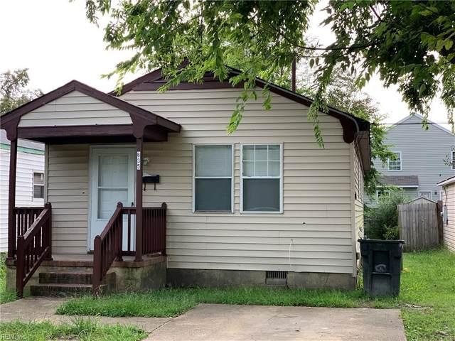 635 Hemlock Ave, Hampton, VA 23661 (#10342017) :: Abbitt Realty Co.