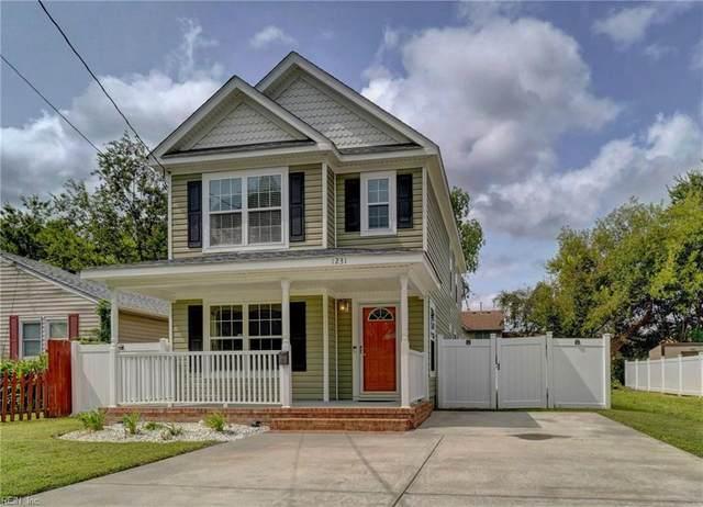 1231 Hanson Ave, Norfolk, VA 23504 (#10342043) :: Berkshire Hathaway HomeServices Towne Realty