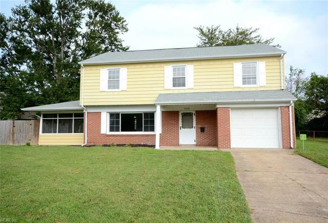 4404 Anthony Wayne Ct, Virginia Beach, VA 23462 (#10342045) :: Kristie Weaver, REALTOR