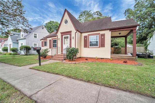 249 Idlewood Ave, Portsmouth, VA 23704 (#10342057) :: Momentum Real Estate