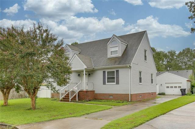 4303 Scott St, Portsmouth, VA 23707 (#10342095) :: Berkshire Hathaway HomeServices Towne Realty