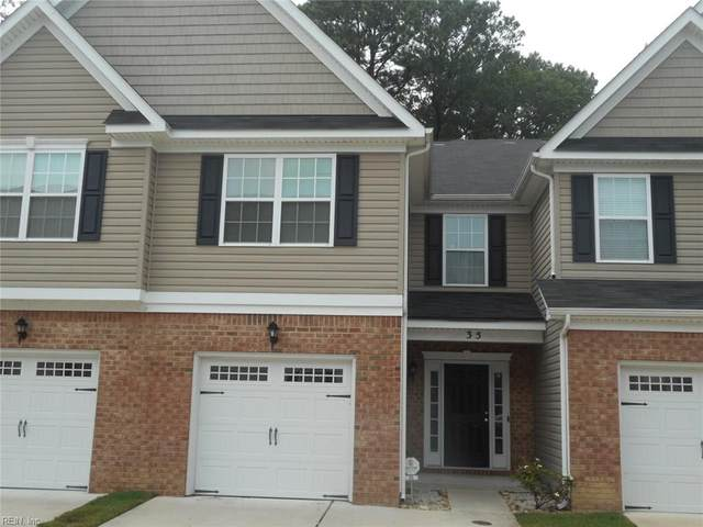 35 Frazier Ct, Hampton, VA 23666 (#10342100) :: Berkshire Hathaway HomeServices Towne Realty