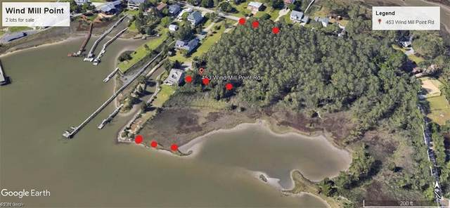 453 Wind Mill Point Rd, Hampton, VA 23664 (#10342104) :: Upscale Avenues Realty Group