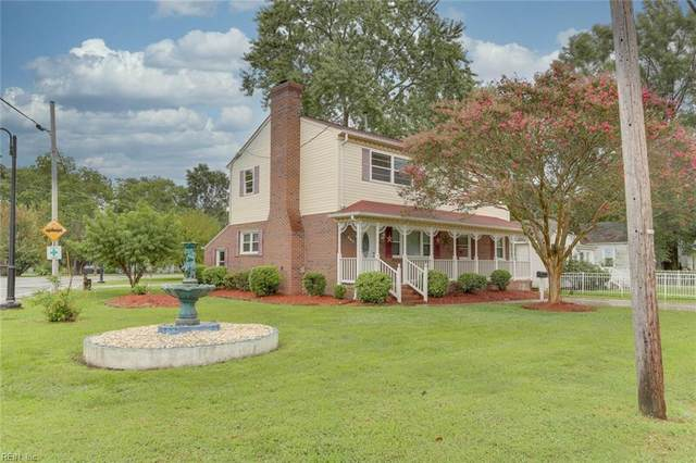 440 Seaboard Ave, Hampton, VA 23664 (#10342138) :: Austin James Realty LLC