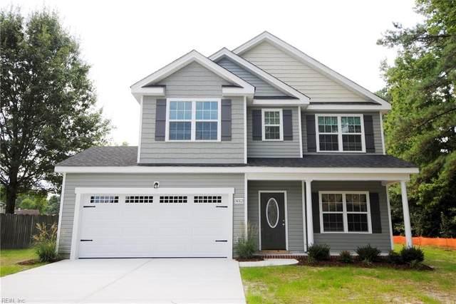 1516A Walnut Ave, Chesapeake, VA 23325 (#10342200) :: Kristie Weaver, REALTOR
