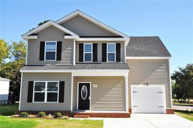 1516B Walnut Ave, Chesapeake, VA 23325 (#10342203) :: Kristie Weaver, REALTOR