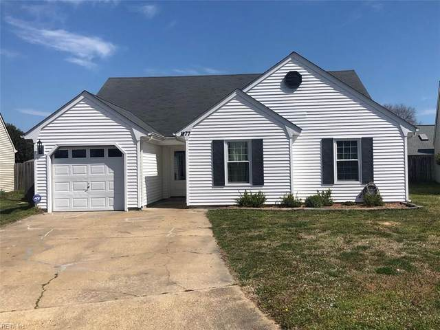 1877 Clovis Ct, Virginia Beach, VA 23454 (#10342249) :: Gold Team VA
