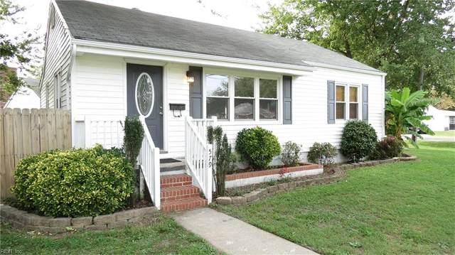 579 Harpersville Rd, Newport News, VA 23601 (MLS #10342254) :: AtCoastal Realty