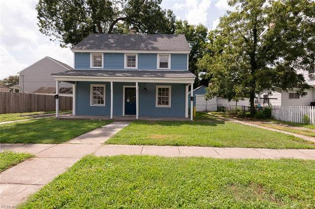 18 Bainbridge Ave, Portsmouth, VA 23702 (#10342260) :: AMW Real Estate