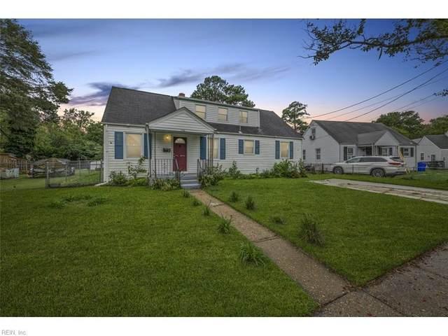 3605 Sharpley Ave, Norfolk, VA 23513 (#10342263) :: Avalon Real Estate