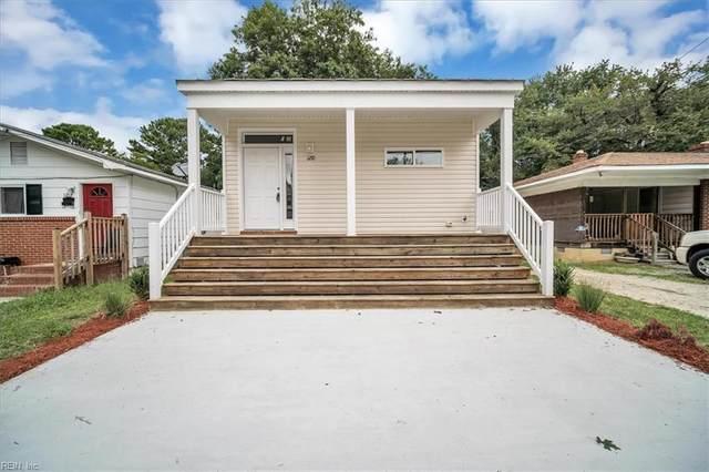 1210 Bethel Ave, Hampton, VA 23669 (#10342274) :: Atkinson Realty