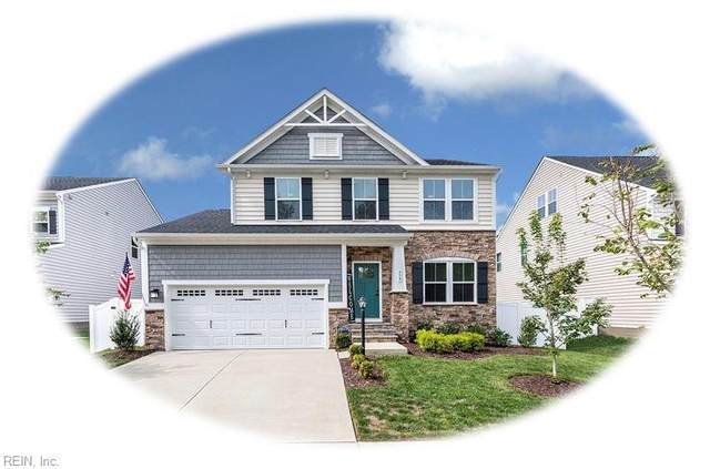 519 Clements Mill Trce, York County, VA 23185 (#10342286) :: Kristie Weaver, REALTOR