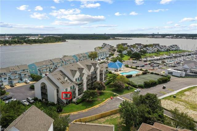 9535 Bay Front Dr #208, Norfolk, VA 23518 (#10342296) :: Berkshire Hathaway HomeServices Towne Realty