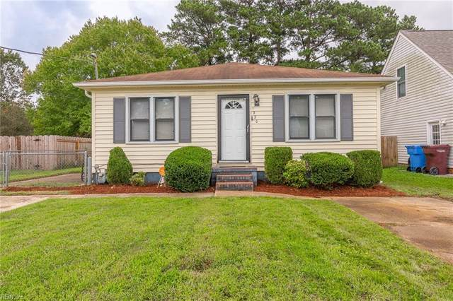 1320 Hazel Ave, Chesapeake, VA 23325 (#10342331) :: AMW Real Estate