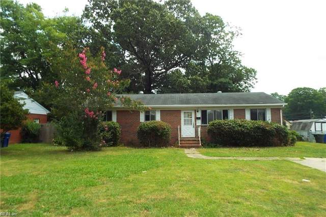 722 Harpersville Rd, Newport News, VA 23601 (#10342333) :: Kristie Weaver, REALTOR