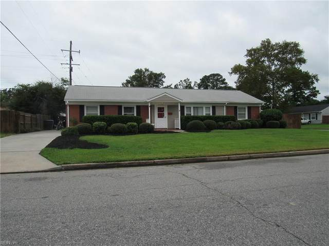 4400 Ben Franklin Ln, Virginia Beach, VA 23462 (#10342340) :: Kristie Weaver, REALTOR