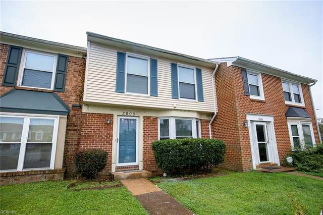 3809 Upland Rd, Virginia Beach, VA 23452 (#10342354) :: Tom Milan Team