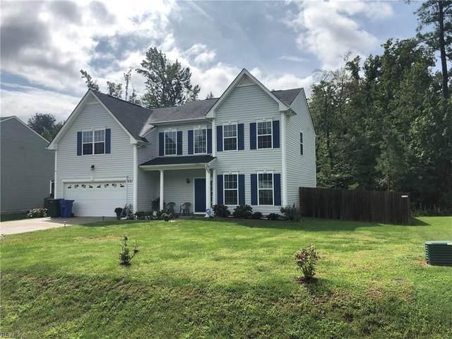 621 Taliaferro Rd, Newport News, VA 23603 (#10342361) :: Berkshire Hathaway HomeServices Towne Realty