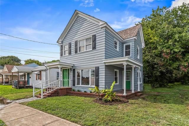1031 29th St, Newport News, VA 23607 (#10342368) :: Berkshire Hathaway HomeServices Towne Realty