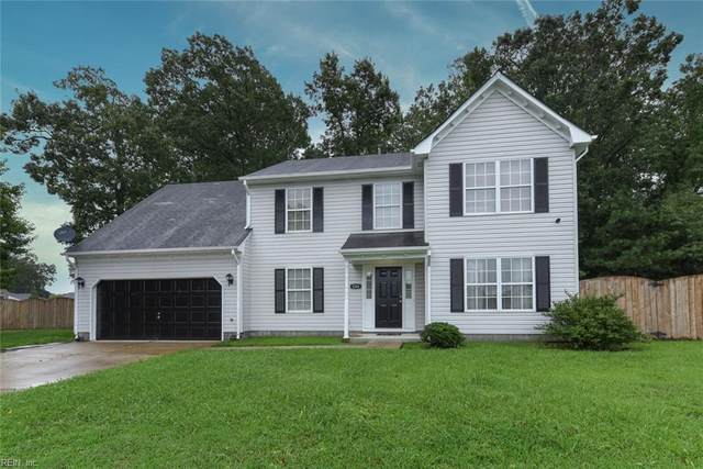 1244 Bell Tower Arch, Chesapeake, VA 23324 (#10342379) :: Kristie Weaver, REALTOR