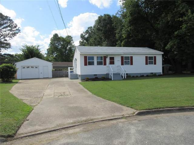 1001 75th St, Newport News, VA 23605 (#10342398) :: Rocket Real Estate
