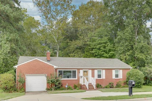 137 Saunders Rd, Hampton, VA 23666 (#10342420) :: Momentum Real Estate