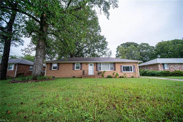 2449 Lindbergh Ave, Chesapeake, VA 23325 (#10342442) :: RE/MAX Central Realty