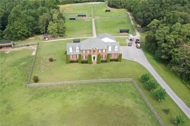 3194 Quaker Woods Dr, New Kent County, VA 23141 (#10342452) :: Austin James Realty LLC