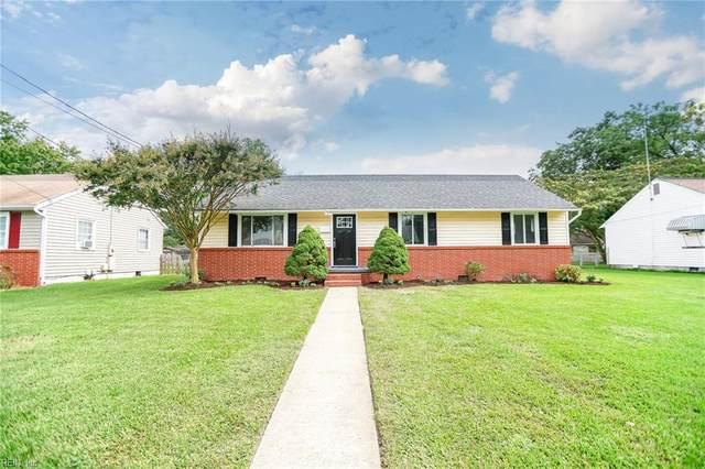 402 Patrician Dr, Hampton, VA 23666 (#10342482) :: The Kris Weaver Real Estate Team
