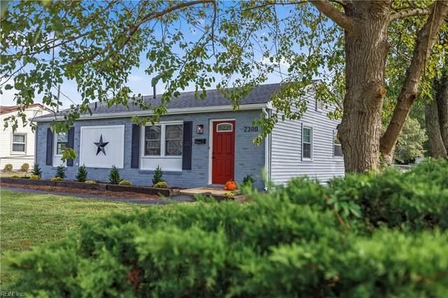2300 Laguard Dr, Hampton, VA 23661 (#10342485) :: Berkshire Hathaway HomeServices Towne Realty