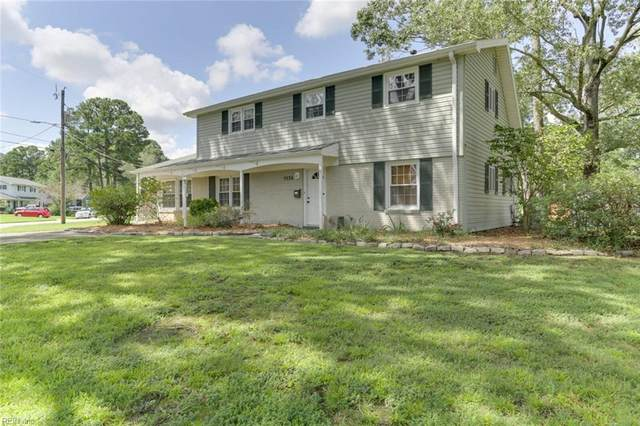 5536 War Admiral Rd, Virginia Beach, VA 23462 (#10342504) :: Rocket Real Estate