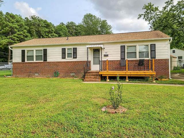 216 Picard Dr, Newport News, VA 23608 (#10342510) :: Avalon Real Estate