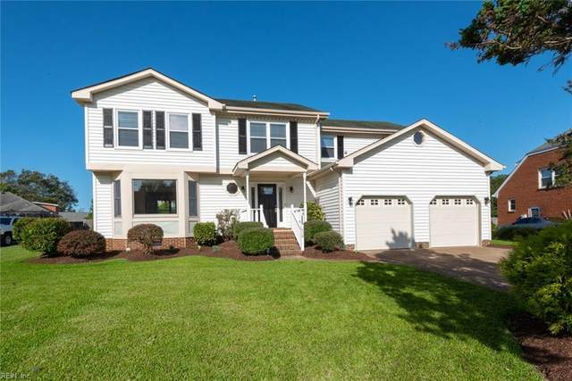628 Spurlock Way, Chesapeake, VA 23322 (#10342529) :: Kristie Weaver, REALTOR