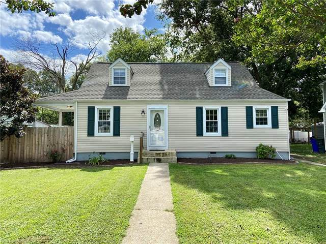 1715 Cromwell Dr, Norfolk, VA 23509 (#10342555) :: Avalon Real Estate