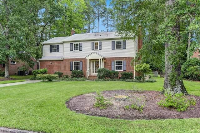 318 Central Pw, Newport News, VA 23606 (#10342558) :: Atlantic Sotheby's International Realty
