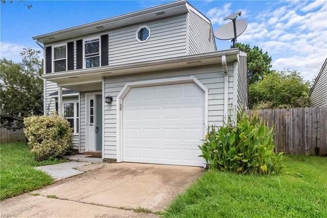 1218 Saddlebred Dr, Virginia Beach, VA 23464 (#10342575) :: Encompass Real Estate Solutions