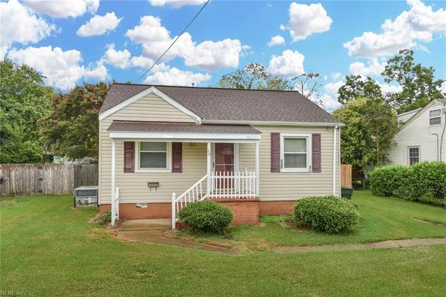 19 Cavalier Rd, Hampton, VA 23669 (#10342577) :: Austin James Realty LLC