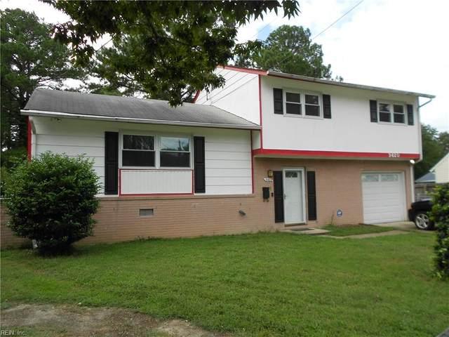 3420 Hardee Ct, Hampton, VA 23666 (#10342578) :: Abbitt Realty Co.