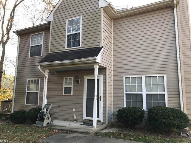 338 Rivers Ridge Cir, Newport News, VA 23608 (#10342593) :: Kristie Weaver, REALTOR