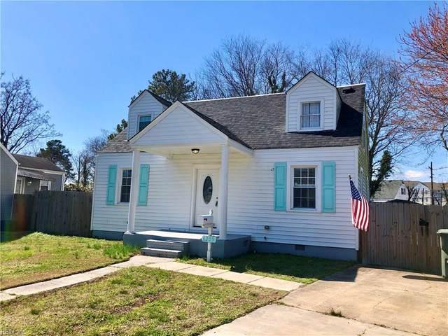 6215 Sunshine Ave, Norfolk, VA 23509 (MLS #10342602) :: AtCoastal Realty