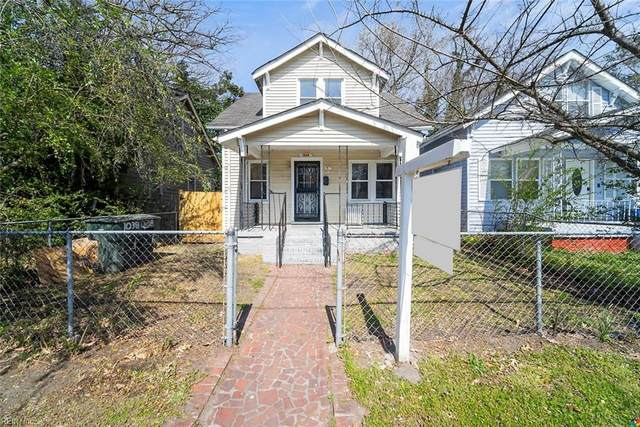 1038 W 36th St, Norfolk, VA 23508 (#10342613) :: Kristie Weaver, REALTOR