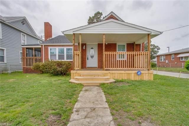 2606 Peach St, Portsmouth, VA 23704 (#10342634) :: Encompass Real Estate Solutions