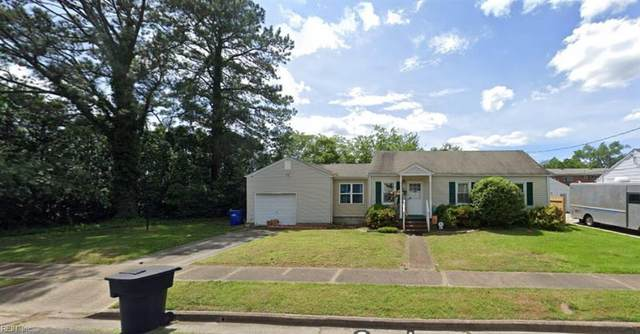 832 Pacific Ave, Portsmouth, VA 23707 (#10342648) :: AMW Real Estate