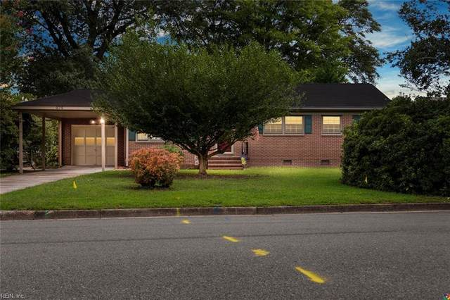 474 Harwin Dr, Hampton, VA 23666 (#10342668) :: Abbitt Realty Co.