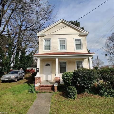 955 Mt Vernon Ave, Portsmouth, VA 23707 (#10342685) :: Atlantic Sotheby's International Realty