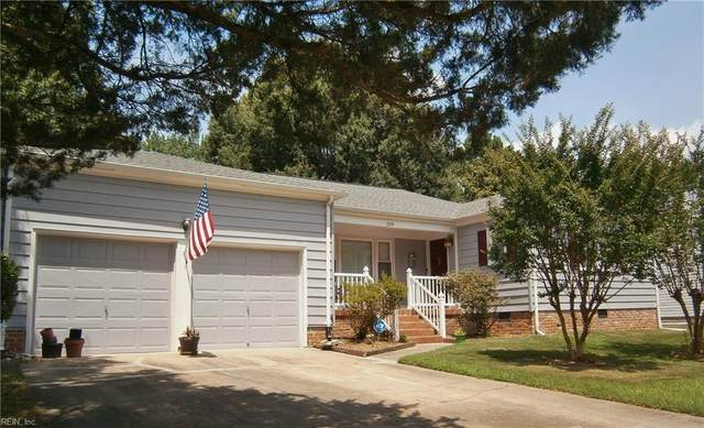 219 Saddler Dr, Newport News, VA 23608 (#10342737) :: Berkshire Hathaway HomeServices Towne Realty
