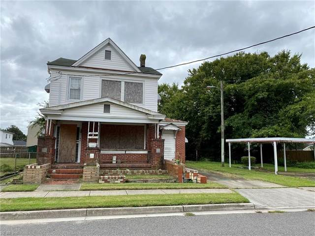 1517 Summit Ave, Portsmouth, VA 23704 (#10342774) :: Encompass Real Estate Solutions