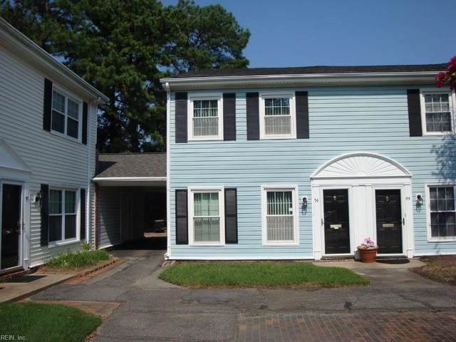 56 Towne Square Dr, Newport News, VA 23607 (#10342833) :: Rocket Real Estate