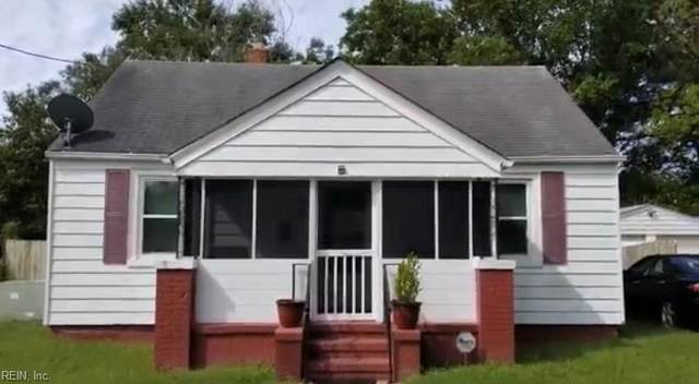 609 Maryland Ave, Hampton, VA 23661 (#10342866) :: Abbitt Realty Co.